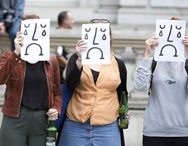 Gần 3 triệu người Anh kêu gọi trưng cầu dân ý lần hai