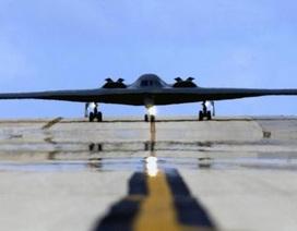 Ba dòng máy bay ném bom uy lực của Mỹ lần đầu tiên xuất hiện trên đảo Guam