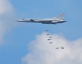 Máy bay ném bom của Nga lần đầu xuất kích từ Iran để tiêu diệt khủng bố tại Syria