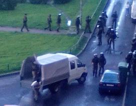 Hai vụ nổ làm rung chuyển chung cư ở St. Petersburg, Nga