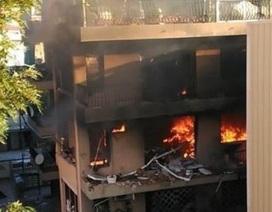 Nổ lớn tại chung cư ở Tây Ban Nha, 1 người chết