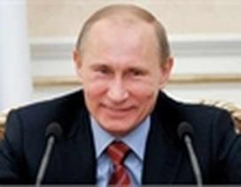 Phương Tây lý giải sự nổi tiếng của Putin