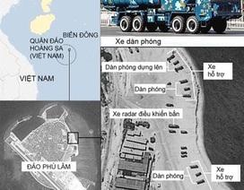 Tình hình Biển Đông: Indonesia tăng quân, Thái Lan kêu gọi khẩn