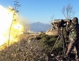 Thổ Nhĩ Kỳ đưa quân vào Syria khi...