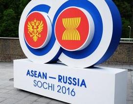 Nga tìm vai trò mới ở Đông Nam Á?