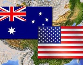 Bang giao Úc - Mỹ trước sự trỗi dậy của Trung Quốc