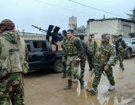 Trận chiến Aleppo: Nga-Assad đợi hòa đàm vỡ để tấn công?