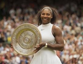Những khoảnh khắc tiến tới danh hiệu Grand Slam thứ 22 của Serena Williams