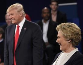 """Khán giả 6 lần phá vỡ nguyên tắc trong cuộc """"đấu khẩu"""" Clinton - Trump"""