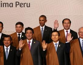 Trang phục độc đáo của lãnh đạo dự APEC qua các năm