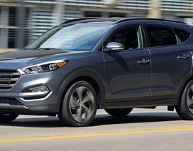 Hyundai triệu hồi Tucson 2016 vì lỗi hộp số