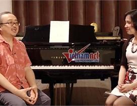 """Nỗi cô đơn của """"Nghệ sĩ chơi piano giỏi nhất Việt Nam"""""""