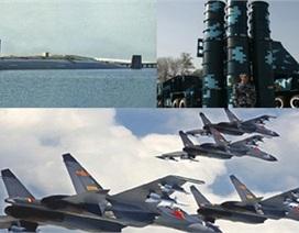 Trung Quốc lộ bài quân sự mưu chiếm Biển Đông