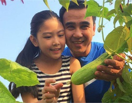MC Quyền Linh khoe biệt thự triệu đô ngập hoa