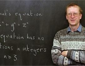 Giải quyết bí ẩn toán học 300 năm, Giáo sư nhận giải thưởng 700.000 USD