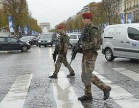 Cảnh sát Pháp đập tan âm mưu tấn công khủng bố ở Paris