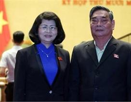 Từ Bí thư tỉnh ủy đến nữ Phó Chủ tịch nước