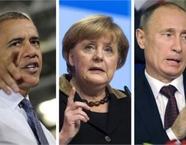 Putin cứng rắn, Obama xoay trục: EU trượt dài