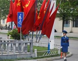 Video hiếm về bên trong Triều Tiên ngày đại hội đảng