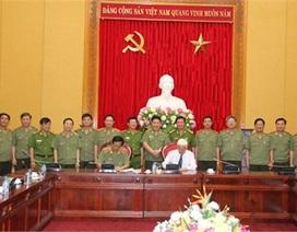 Bộ Công an mua Trường Đại học Hà Hoa Tiên