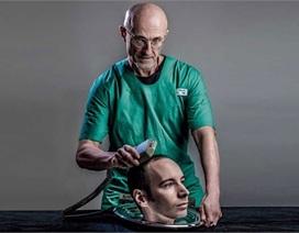 Bệnh nhân Trung Quốc là người đầu tiên được ghép đầu