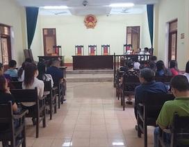 Thái Nguyên: Tài xế bị khởi tố liên tục kêu oan, HĐXX tuyên hoãn phiên toà
