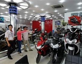 Xe máy ế vẫn tăng giá mạnh: Ham xe mới, bị chém đắt