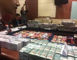 Malaysia chấn động vì vụ tham nhũng với lượng tiền mặt lớn kỷ lục