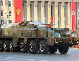 Giải mã ý đồ phóng tên lửa liên tiếp của Triều Tiên