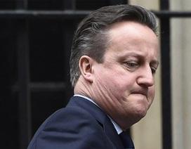 """""""Ván cờ liều"""" cay đắng của Thủ tướng Anh"""