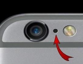 Giải mã bí ẩn lỗ đen giữa camera và đèn flash của iPhone