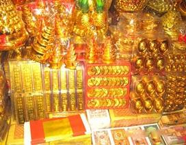 Buôn vàng mã, bán dây thừng... lãi vàng ròng