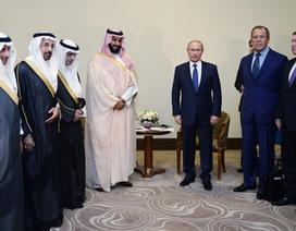 Cơ hội lịch sử của nước Nga, của Putin