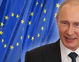 """Putin cực hứng thú với """"món quà"""" quí từ EU"""