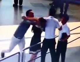 Không khởi tố vụ hành hung nữ nhân viên hàng không