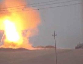 IS dùng tên lửa Nga bắn tan xe tăng Mỹ