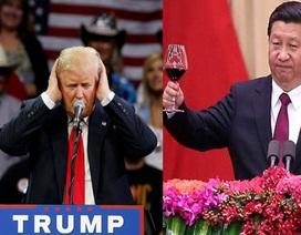 """Donald Trump gây chấn động, Trung Quốc nổi lên """"chiếm cờ"""""""