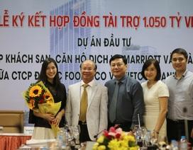 Vietcombank Đà Nẵng ký kết Hợp đồng tín dụng tài trợ vốn đầu tư Dự án Marriot