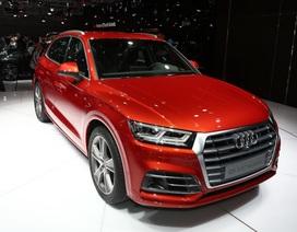 Audi Q5 thế hệ mới thay đổi diện mạo đồng điệu với Q7