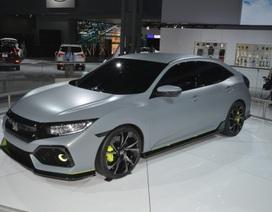 Honda Civic Hatchback ra mắt cùng động cơ 1.5L mới