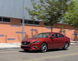 Mazda6 phiên bản 2017 có gì mới?