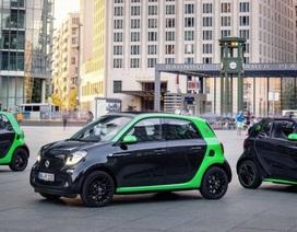 Tiêu thụ ô tô tại châu Âu cao kỷ lục