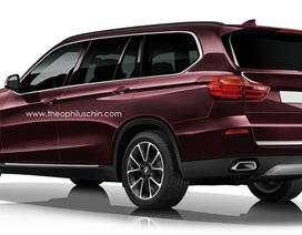 BMW X5 sẽ sớm có thế hệ mới, chung kết cấu với X7