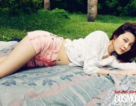 Kim Ha Neul xúc động bật mí về chồng tương lai