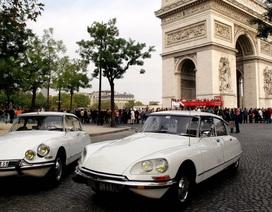 Paris chính thức cấm xe cũ