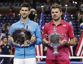 Nhìn lại chiến thắng ngọt ngào của Wawrinka trước Djokovic