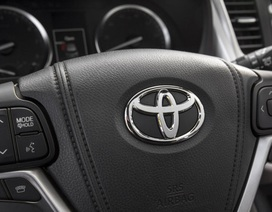 Thêm gần 1,6 triệu xe Toyota có nguy cơ lỗi túi khí