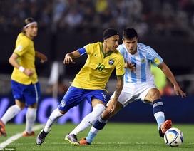 Brazil - Argentina: Đại chiến giữa hai gã khổng lồ