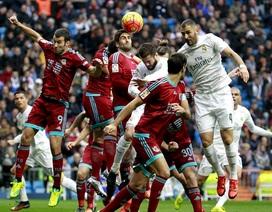 Real Madrid trước nguy cơ mất điểm tại Anoeta
