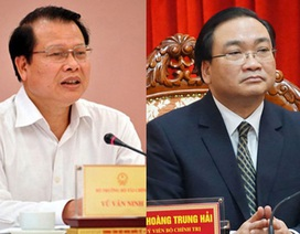 Tân Thủ tướng đề nghị miễn nhiệm 2 Phó Thủ tướng, 18 Bộ trưởng